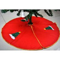 90cm snowman tree skirt christmas tree skirt christmas tree decoration Christmas supplies 90g