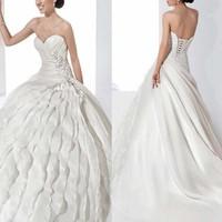 vestidos de noivas 2014 com mangas simples luxury ball gown wedding dresses 2014 floor luxury wedding dresses 2014 sexy backless