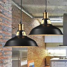 Restaurant Droplight RH Loft Nord Ikea American Industrial Retro Dining Room Cafe Pendant Lamp XD-117 Free Shipping(China (Mainland))