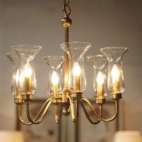 Retro Vintage Pendant Light Coffee Bar Living room Light Lighting  Lamp Free Shipping E27 4 Heads/ 6 Heads/ 8 Heads