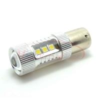 1156/BA15S P21W High Power 80W Turn Signal Tail Light Samsung LED Chip Xenon White/Yellow DC 12V-24V