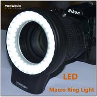 Yongnuo WJ60 SLR Universal Video Light Macro Photography LED lights Camera Macro Ring light
