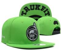 Free Shipping TRUKFIT Snapback cap for men Swag bone Hip Hop cap 5 panel cap raider Baseball cap women adjustable gorros hats