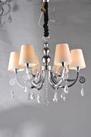 modern chandelier.6lamp chandelier.use in 60squre meter room.