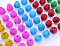 60pcs/lot Novel Water Hatching Inflation Dinosaur Egg Watercolor Cracks Grow Egg Educational Toys Interesting Gift sv18 sv009882