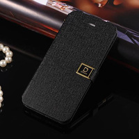 """New For Iphone 6 4.7"""" High quality Leather design Magnetic Holster Flip PU Leather Phone Case Cover Skin B1436-A"""