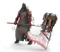 Brand New Movie Action Figure Toys Resident Evil Executioner Majini 18CM PVC Action Figure Model Toy For Gift/Kids/Collection