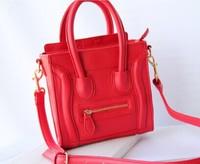 One 2 One Personalized Fashion Euramerican Style Mini Trapeze Women Shoulder Bag