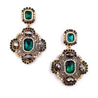 2014 New Arrival fashion women statement cross stud Earrings for women fashion earring Factory Price wholesale women gift