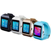 "Upro P3 Smartwatch  1.55"" Bluetooth 3.0 Wrist Smart Watch phone U-PRO P3 Pedometer for Iphone /Andriod Cellphone"