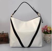 Hot selling !2014  100% genuine leather women's handbags AAAAAAA + quality free shipping