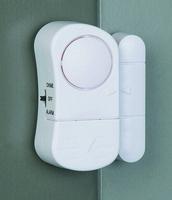 Door/Window Entry Alarm with Magnetic Sensor