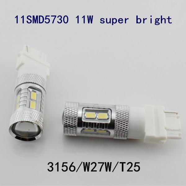 Задние фонари SKP 2 /3156 W27W 25 11SMD5730 11W DC12V