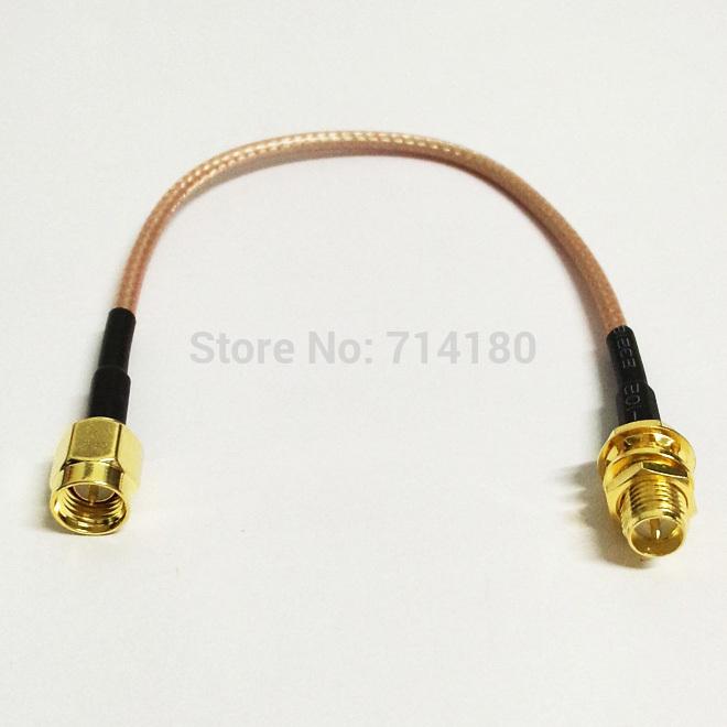 Разъем WIFI SMA rp/SMA RG316 15 6 SMA cable assembly sr360 sb360 ss36 sma do 214ac 3a 60v