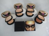 2014 new fashion NO351 double-deck powder cake plus,4 color makeup powder free shipping
