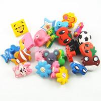 Above 72 styles Soft Cartoon Handle Kids knob Modern Hardware cabinet drawer handle children furniture knob