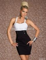 New European Fashion Dresses Women Bodycon Dress Pockets Desigual Vestido Casual Free Shipping