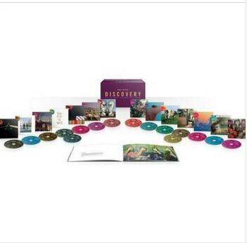 CD - проигрыватель pink floyd 16 cd +