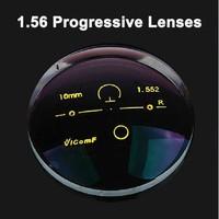I-bright 1.56 index prescription myopia/presbyopia lens progressive multifocal aspheric surface lenses 2pcs/pair
