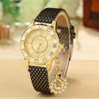 8 Colors Fashion Lady Women Dress Watches Luxury Swan Pendant Wristwatches Women Quartz Relogio Clock AW-SB-1106