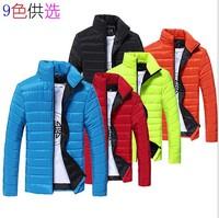 HOT SALE 9 Color  2014 Winter men's clothes down jacket coat men's outdoors sports thick warm coats  jackets winter coat for men