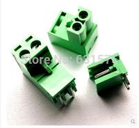20sets FREE SHIPPING Looper KF2EDGK 2P plug type terminals PCB terminals 5.08MM 300V / 15A