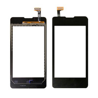 original weld Touch Screen Digitizer For HUAWEI Ascend Y300 black free shipping