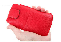 credit card bag Leather Pouch phone bags cases For lenovo s939 Cell Phone Accessories
