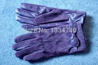 Женские перчатки из кожи New brand 100% 0061