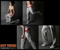 2014 New Men's Sport Pants Casual and Fashion Pants Fashion Design Male Trousers Good Quality Free Shipping.