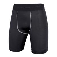 2014 new Men's shorts Tight Sport Shorts Basketball Running Training Shorts Elastic Waist compression shorts gym shorts