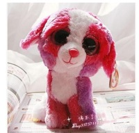 "Super cute Dog doll high 15cm (5.91 "") TY plush toys big eyes send their children the best gift LH103"