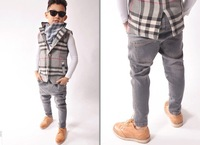 Free shipping New autumn Jeans winter jeans boys jeans denim pants Boy  pants full pants kids fashion jeans good quality jeans