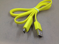 A drag three data lines versatile pasta 1 minute 2 for Apple iphone5 charging cable splitter color USB00610pcs/lot