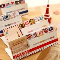 Mini Memo Pad Sticky Note Kawaii Paper Scrapbooking Sticker Pads Creative Korean Stationery Free Shipping