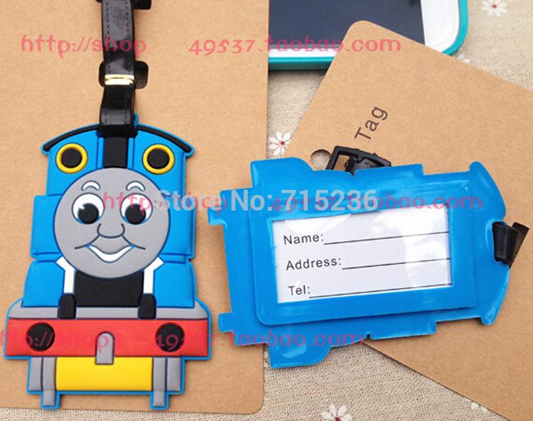 Train Luggage Tag Thomas Train Luggage Tags