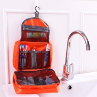 Free shipping BF050 Fashion Travel portable toilet kit Oxford cloth makeup bag travel essential bag 27*10*16cm
