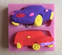 Classic Car Shape Fondant Cake Molds Tools Decorating cooking  tools-C384