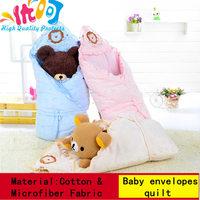 Newborn Flannel Swaddling Baby Blanket Sleepers Swaddling Wrap Blanket Sleepsack Drop Shipping