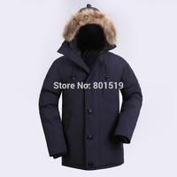 free shipping classic style men's down coat men's windproof warm down parka winter warm down jacket