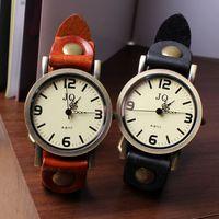 Couple Lover Watch Men Women Design Vintage Alloy Quartz Analog Stretchable Wrist Watch male women's watch