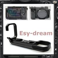 Pro Vertical L Type Bracket Tripod Quick Release Plate Base Handle Grip For Sony Nex7 NEX-7 Camera PT141