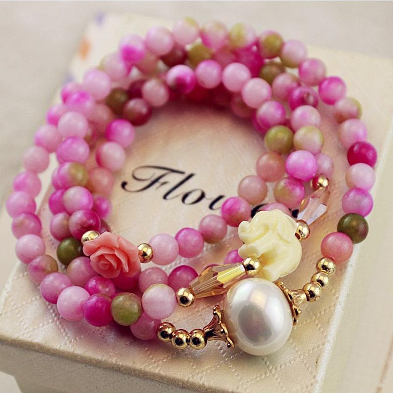 Подарок браслет для подруги своими руками