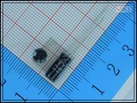 100Pcs 4mm*7mm 33uF 16V Through Hole Alumilum Electrolytic Capacitor