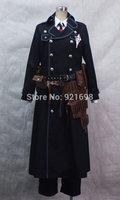 Ao no Blue Exorcist Yukio Okumura Cosplay Costume full set Custom made any size