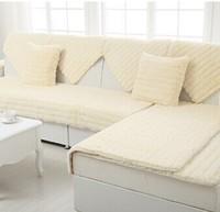 Free shipping, fashion high velvet sofa towel, Continental plush sofa sets, office, home, meeting sofa cushion,