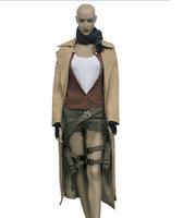 Anime Resident Evil Cosplay Costume Resident Evil Extinction Alice High quality Halloween gift