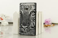 New Arrival 4.3 inch Fashion Painting Patterns PC Hard Back Cover Case For Nokia Lumia 720 Free Drop Shipping NKC-003