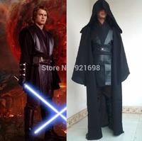 Movie Star Wars Cosplay Costume Darth Vader Adult Halloween Party Warrior Full Set