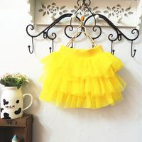 Special approval ! 2014 spring explosion models girls pure yarn veil tutu skirt princess skirt cake skirt childLace TUTU Skrits